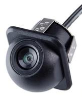Камера заднего вида Podofo, внутренняя, угловая, без подсветки, черный (без кабелей)