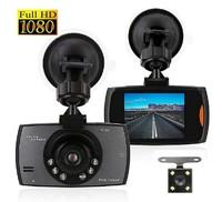 """Видеорегистратор с камерой заднего вида G30, FHD, 2.7"""""""