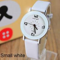 Часы наручные HongC, ц.белый, р.белый, силикон