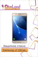 Защитное стекло Samsung Galaxy J7 (2016)
