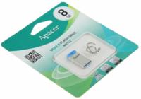 Память USB 2.0 Flash, 8GB, Apacer AH111