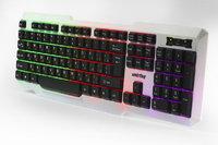 Клавиатура проводная Smart Buy 333 (SBK-333U-WK), USB, игровая, с подсветкой, черный