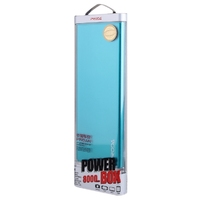 Портативный аккумулятор 8000mAh, Proda Vangurad, 1хUSB, синий