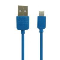 Кабель для iPhone 8pin, Remax Light Speed 5-025, 1м, синий