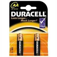 Элемент питания AA Duracell алкалиновая