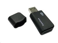 Карт-ридер, USB 2.0, Орбита TD-502, MicroSD, черный