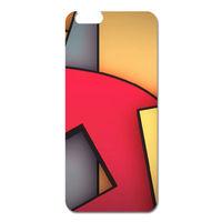 Чехол-накладка на Apple iPhone 5/5S, пластик, geometry 2
