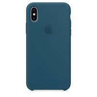 "Чехол-накладка на Apple iPhone 11 Pro Max, original design, микрофибра, с лого, ""космически"
