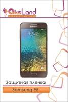 Защитная пленка на дисплей Samsung Galaxy E5