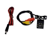 Камера заднего вида Podofo, внешняя, 8 диодов, черный (без кабелей)