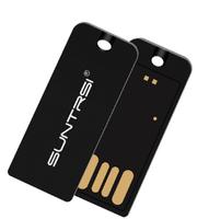 Память USB 2.0 Flash, 32GB, Suntrsi, мини, черный