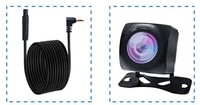 """Камера заднего вида jack 2.5"""", внешняя, без подсветки, HD, черный"""