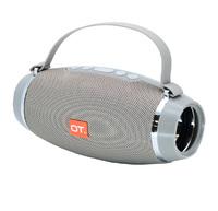 Портативная колонка, Орбита OT-SPB40, Bluetooth, USB, FM, AUX, TF, 10Вт, 1500mAh, серый