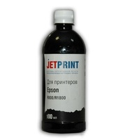Чернила Jet Print, универсальные, 0,5л. Black