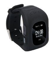 Смарт-часы Q50, детские, Sim, OLED, GPRS, GPS, черный