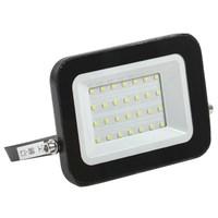 Прожектор светодиодный, IEK СДО 06-30, 30Вт, 2700Лм, 6500К, IP65, 162*141*30, черный