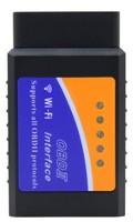 Диагностический сканер ELM327 OBD2 v.1.5, Wi-Fi, jFind, поддержка iOS, Retail, Box