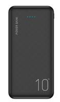 Портативный аккумулятор 10000mAh, Floveme P200, 2хUSB, черный