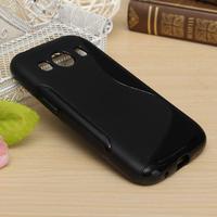 Чехол-накладка на Samsung Ace4 Style (G357) силикон, черный