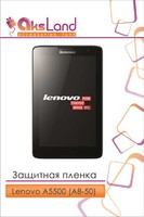 Защитная пленка на дисплей Lenovo IdeaTab A8-50 (A5500)