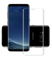 Защитное стекло Samsung Galaxy S9 Plus на дисплей, 3D, прозрачный