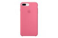 Чехол-накладка на Apple iPhone 11 Pro, original design, микрофибра, с лого, ярко-розовый