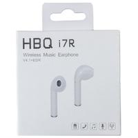 Гарнитура моно bluetooth, HBQ- i7R, V4.1, Android, iOS, правый, белый