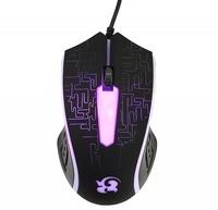 Мышь проводная, игровая, Орбита OT-PCM40, оптическая, 2кн., 2400dpi, подсветка