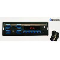 Автомагнитола DV-Pioneerok JSD-2201, радио, USB, TF, Bluetooth, AUX, мультируль