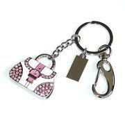 Память USB 2.0 Flash, брелок-сумка, розовый, 8 Gb