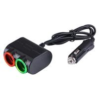 Разветвитель автоприкуривателя OLESSON 1631 (2 выхода + USB)