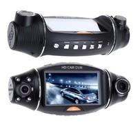 """Видеорегистратор с салонной камерой R310, FHD, 2.7"""", инфр. подсветка, черный"""