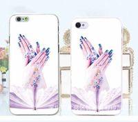 Чехол-накладка на Apple iPhone 5/5S, пластик, wedding style, #2
