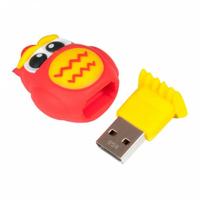 Память USB 2.0 Flash, SmartBuy, Wild series Owl, 8 Gb