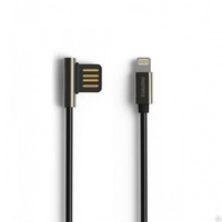 Кабель для iPhone 8pin, Remax Emperor Series RC-054i, 1м, черный