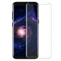Защитное стекло Samsung Galaxy S9 на дисплей, 3D, прозрачный
