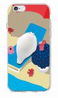 Чехол-накладка на Apple iPhone 6/6S, силикон, 3D, игрушка кот, рис 4