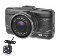 """Видеорегистратор с камерой заднего вида Olysine, FHD, IPS 3.0"""""""