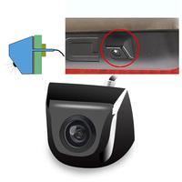 Камера заднего вида TDS TS-CAV04, внешняя, угловая, без подсветки