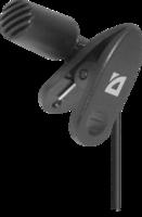 Микрофон Defender MIC-109, на прищепке, 1,8 м, черный