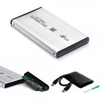 """Бокс для HDD, 2.5"""", USB2.0, Орбита OT-PCD02, USB2.0-USB2.0"""