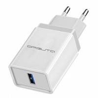 Сетевое зарядное устройство USB, Орбита OT-APU25, 3.5A, 1xUSB, QC3.0, белый