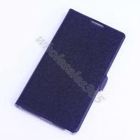 Чехол-книжка для Huawei Honor 3C кожа, черный