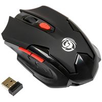 Мышь беспроводная, игровая, Dialog Gan-Kata MRGK-10U RF, оптическая, черный