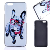 Чехол-накладка Apple iPod Touch 5 пластик, dog
