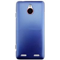 Чехол-накладка для ZTE Nubia Z5 mini, пластик, синий