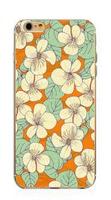 Чехол-накладка на Apple iPhone 5/5S, пластик, flowers 8