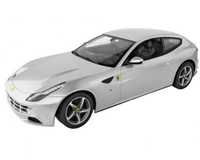 Машина на Р/У Rastar, Ferrari FF, 1:24, серебристый