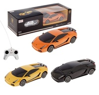 Машина на Р/У Rastar, Lamborghini Superleggera, 1:24, черный