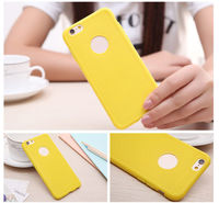 Чехол-накладка на Apple iPhone 6/6S, силикон, сетка, желтый